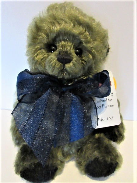 "Charlie Bear ""Nannybeary"" Minimo. 7"" (18cm) tall. L/E 157/600. £92. Actual Photo"