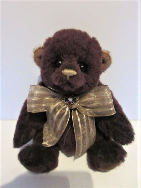 "Charlie Bear ""Dewbeary"" Minimo, 6.5"" tall, Limited Edition 291/600. £85.00. Actual Photo's"