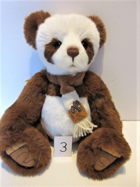 "Charlie Bear ""Albie""  15"" (38cm) tall. £76. Actual Photo's (3)"