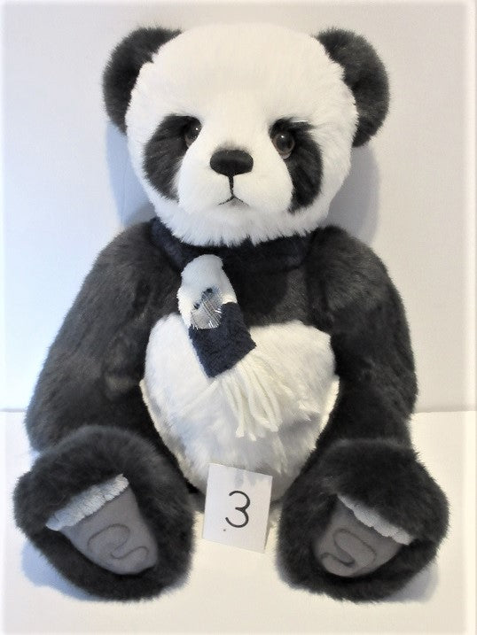 "Charlie Bear ""Piran"" 15"" (38cm) tall. £76. Actual photo's #3"