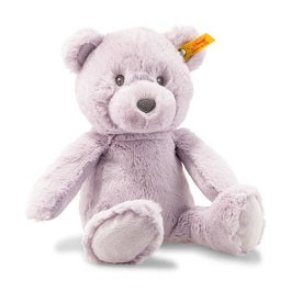 "Steiff 241529 ""Bearzy"" 11"" (28cm) tall. (Lilac Plush)"