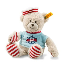 "Steiff 241468 ""Sailor Teddy Bear"" 10"" (26cm) tall"