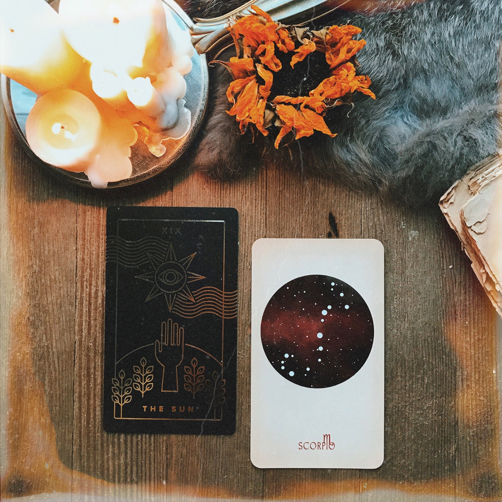ASTRO/TAROT Blog Update Covering Oct 23rd- 29th 2017