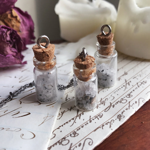 Self-Love Spell Bottle Necklace No. 5