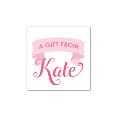 Gift Tags - Ballet