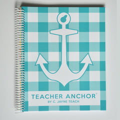Teacher Anchor® - Buffalo Check