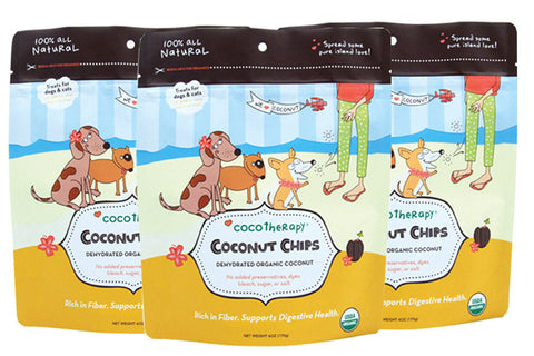 Cocotherapy Treats: Coconut Chips