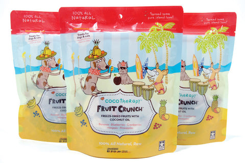 Cocotherapy Treats: Fruit Crunch