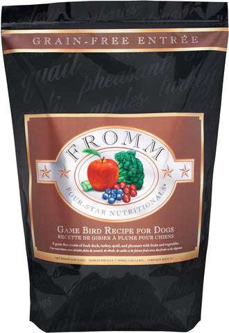 Fromm Dog Food: Game Bird
