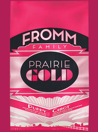 Fromm Dog Food: Gold Puppy