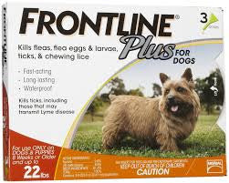Frontline Plus: Dogs