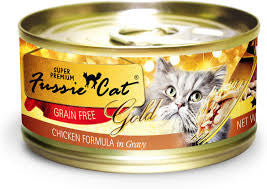 Fussie Cat: Chicken In Gravy