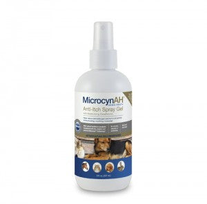 MicrocynAH: Anti - Itch Spray