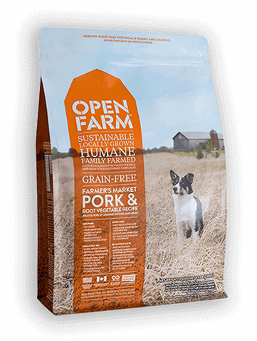 Open Farm: Pork and root vegetable