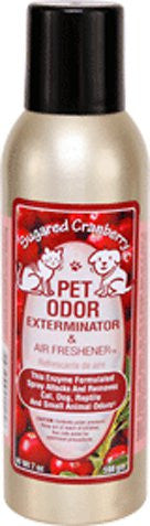 Pet Odor Sugared Cranberry Spray