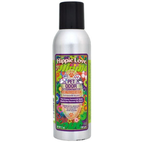 Pet Odor Hippie Love Spray