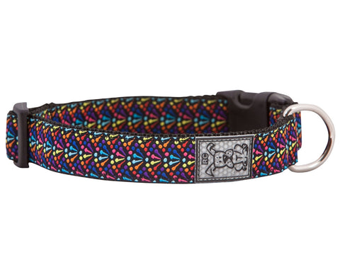 RC Clip Collar: Rainbow
