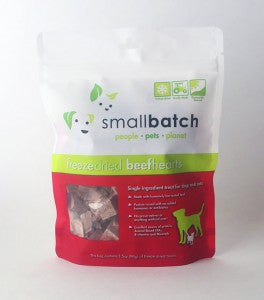 Small Batch: Beef Treats 3.5oz