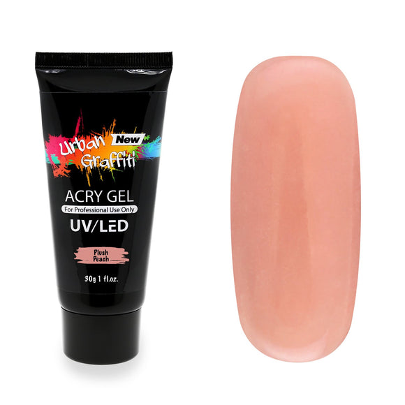 AcryGel Tube - Plush Peach 30g