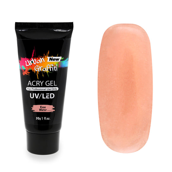 AcryGel Tube - Rose Water 30g