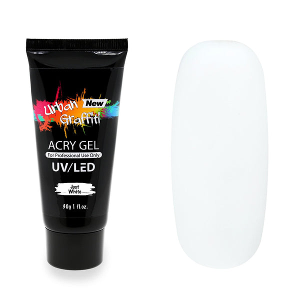 AcryGel Tube - Just White