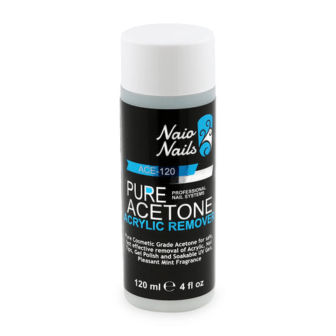 Pure Acetone - Acrylic Nail Remover