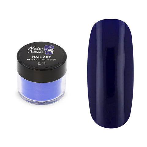 Pure Blue Acrylic Powder