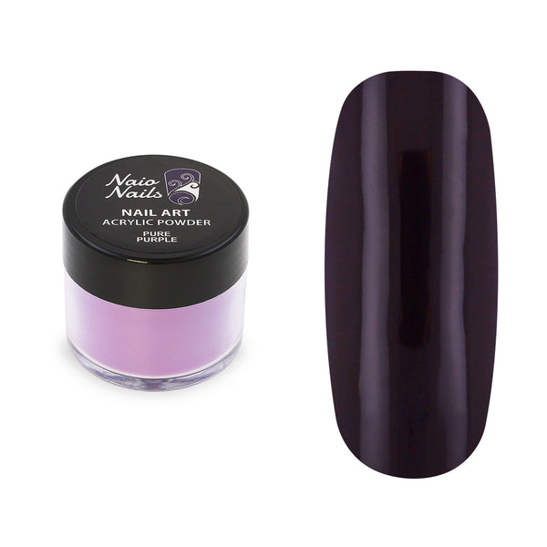 Pure Violet Acrylic Powder 12g