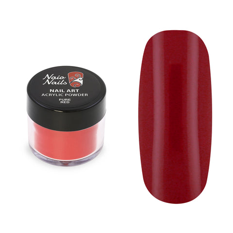 Pure Red Acrylic Powder 12g