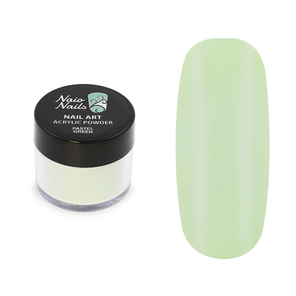 Soft Pastel Green Acrylic Powder 12g