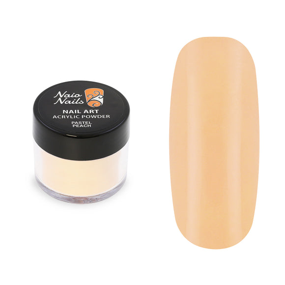 Soft Pastel Peach Acrylic Powder 12g