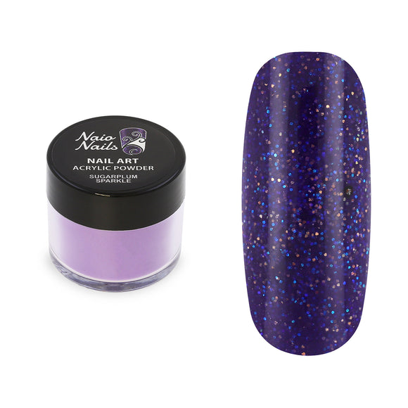 Sugarplum Sparkle Shimmer Acrylic Powder