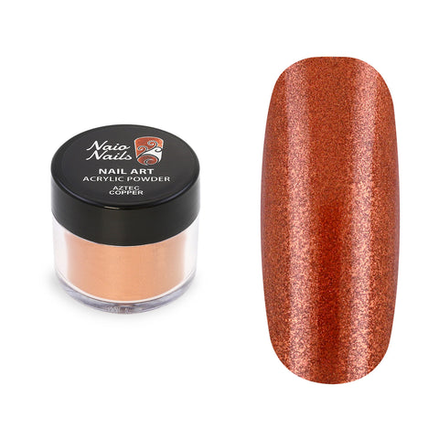 Aztec Copper Acrylic Powder 12g