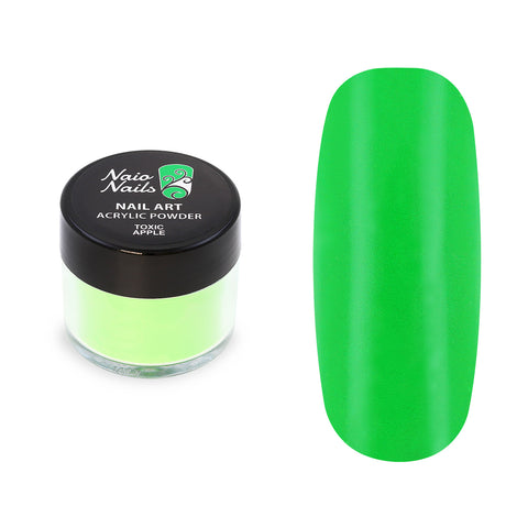 Toxic Apple Ultra Neon Acrylic Powder 12g