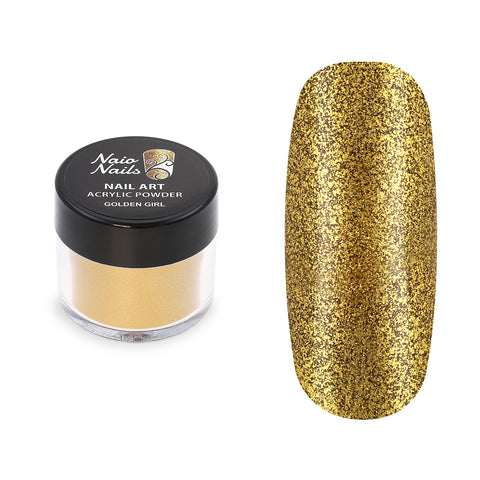 Golden Girl Acrylic Powder