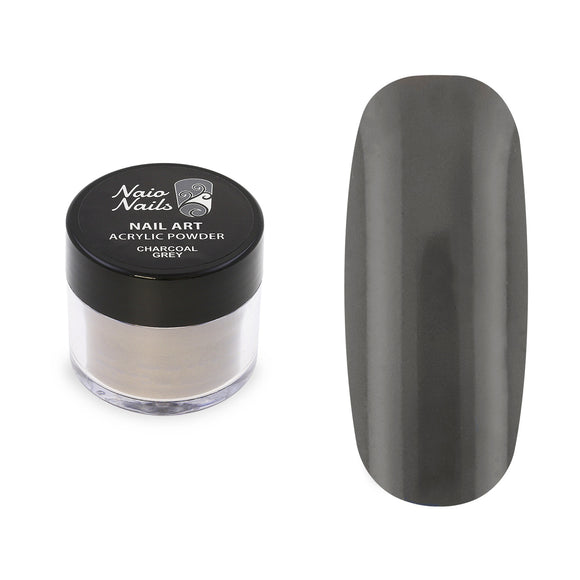Charcoal Grey Acrylic Powder 12g