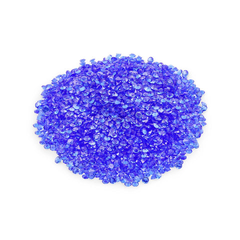 Clear Sapphire Crystals - 1mm (6g Pot)