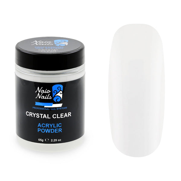 Clear Acrylic Powder 195g