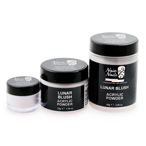 Lunar Blush Acrylic Powder 65g