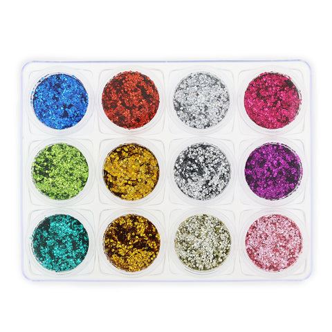 Glitter Set - NGS-006 - Various Colours