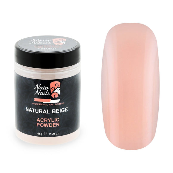 Natural Beige Cover Pink Acrylic Powder 12g