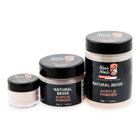 Natural Beige Cover Pink Acrylic Powder 7g