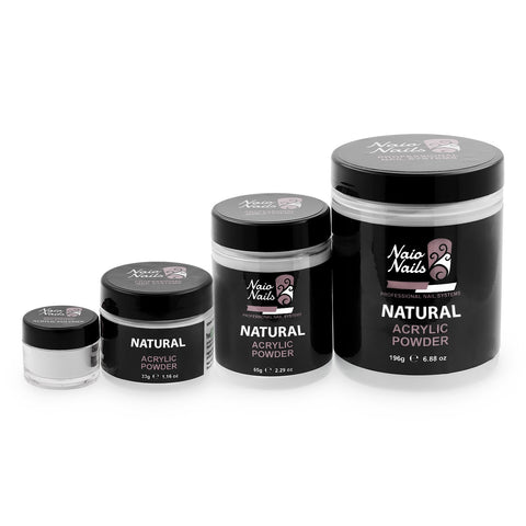 Natural Acrylic Powder 33g