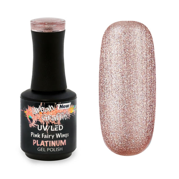 Pink Fairy Wings 15ml - UGGP-P011