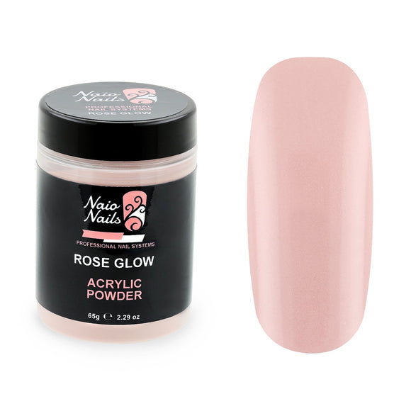 Rose Glow Acrylic Powder 195g