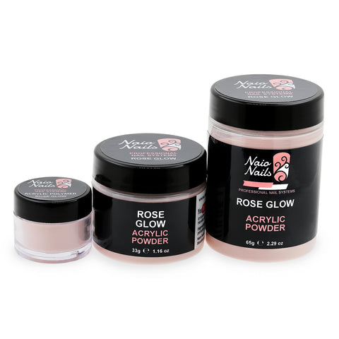 Rose Glow Acrylic Powder 65g