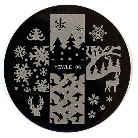 Stamping Plate - YZWLE-06
