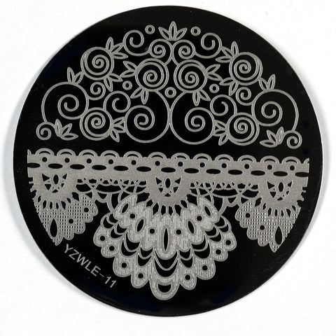 Stamping Plate - YZWLE-11
