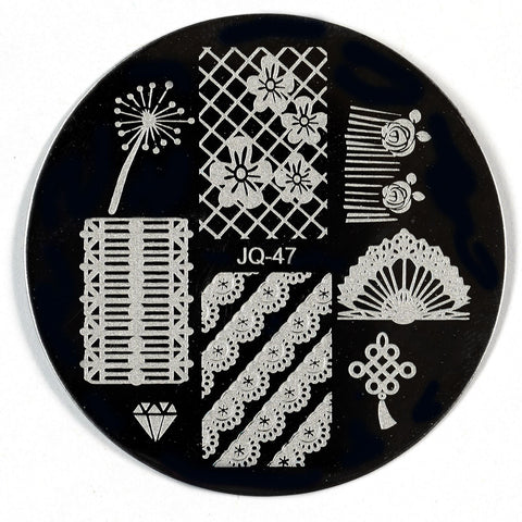 Stamping Plate - JQ-47
