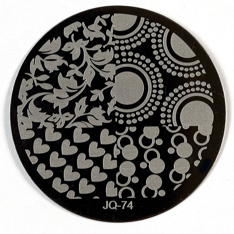 Stamping Plate - JQ-74